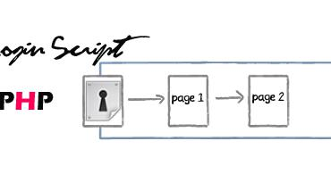 PHP Login Page Example